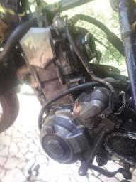 Motor da Xt 660