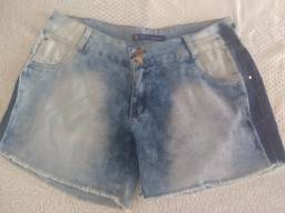 Bermudas e shorts plus size