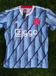 Camisa Ajax temporada 20/21