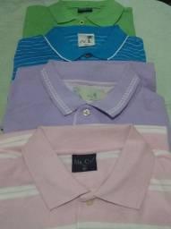Camisa POLO - várias marcas