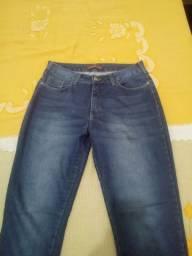 Calças Jeans Femininas Tamanho 42