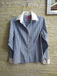 Camisa feminina Dudalina tamanho P