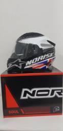 Capacete Norisk FF302 Tamanho 56