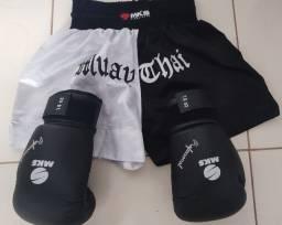 Kit Luvas Boxe / MuaiThay