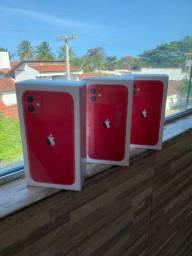 Iphone 11 (VERMELHO)