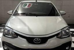Toyota Etios 1.5 - COMPLETO - Único Dono - IPVA Pago