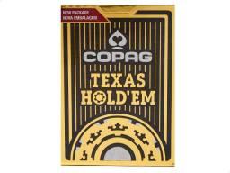 Baralho Texas Holdem Copag Novo