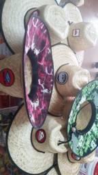 Chapéu de Palha Surf(Atacado)