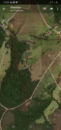 Vendo 6 alkeires de terra 3 km do asfalto próximo a edilandia escriturada terra macia