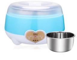 Iogurteira c/Revestimento de Aço Inoxidável/Temperatura Constante
