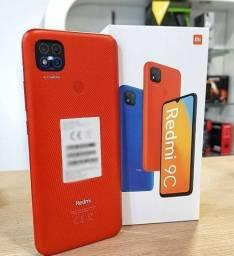 Redmi 9C laranja 64G top lançamento