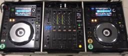 Kit Cdj 2000 nexus + djm 900 nexus