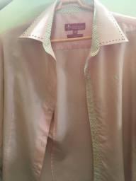 Camisa semi nova original da dudalina