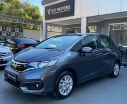 Honda Fit LX 2018 Aut. c/ Baixa Km e Revisado - Muito Novo = 0KM!