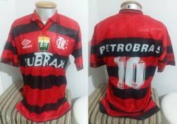 Camisa Flamengo 1996