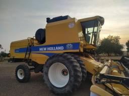 Colheitadeira TC5090 New Holland