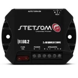 Modulo Stetsom IR160.2 Digital IR 160 2 canais Novo 1 ano de garantia Entregamos