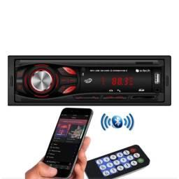Rádio Automotivo MP3 Bluetooth - Delivery