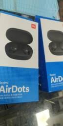 Fone Bluetooth Airdots (( Entrego)) Aparti de 109,90
