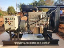 Grupo Gerador 58 kva - Motor Mercedes