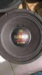 Alto falante Eros Hammer 6.5k