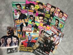 Revistas Luan Santana