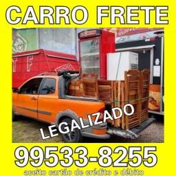 carro frete disponível 24 horas em toda Manaus