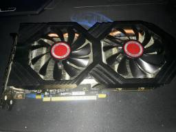 Vendo RX 580 8gb Não da Video
