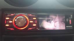 Som automotivo DVD