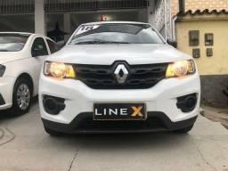 Renault Kwid Zen completo 2018