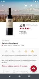 Vinho chileno Don Melchor 2017