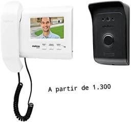Video porteiro Intelbras com infra vermelho