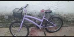 Bicicleta modelo Ceci.