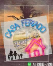 Casa em Itapoá-Sc