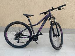 Bike OGGI float Sport feminina tamanho 15,5