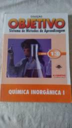 Coleção objetivo - Química inorgânica 1 - Livro 13 - Objetivo ensino