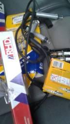 Kit cabos de vela novos para corsa classic na cx