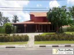 Alugo Mobiliada casa 5/4 com piscina privativa no Encontro das Águas