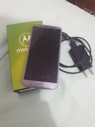 Smarthphone Moto G6 PLUS 64gb - Azul Topazio