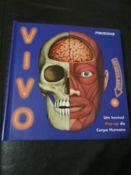 Livro Vivo - Um Incrível Pop-up do Corpo Humano