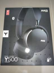 Fones Headset Bluetooth Akg Y500