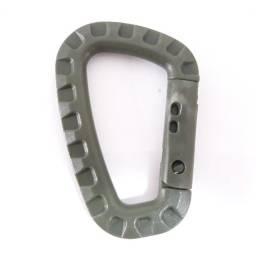 Mosquetão Tático D-ring Key Chain Clip Hook