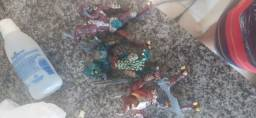 Bonecos zoobies de coleção