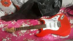 Guitarra waldman de barbada