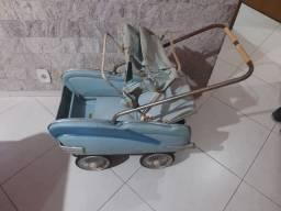 Carro de metal bebe 1950 burigoto