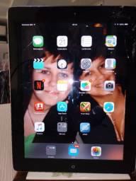 iPad 2 Apple 64gb wi-fi modelo A1395 Prata Versão 9.3.5