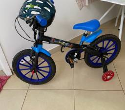 Bicicleta infantil aro 26