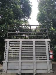 Gaiola/carroceria para transporte de Gás