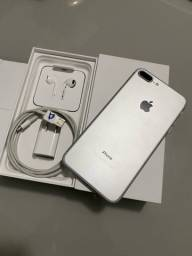 iPhone 7 Plus 128 gigabytes seminovo completo