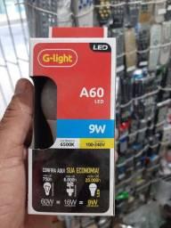 10 lâmpadas led por 60 reais